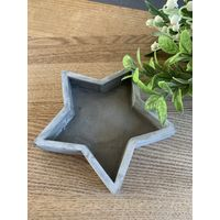 Imperfect - Cement Star Dish