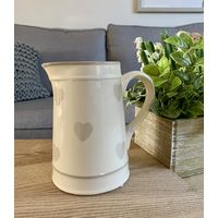 Imperfect - Ceramic Heart Jug