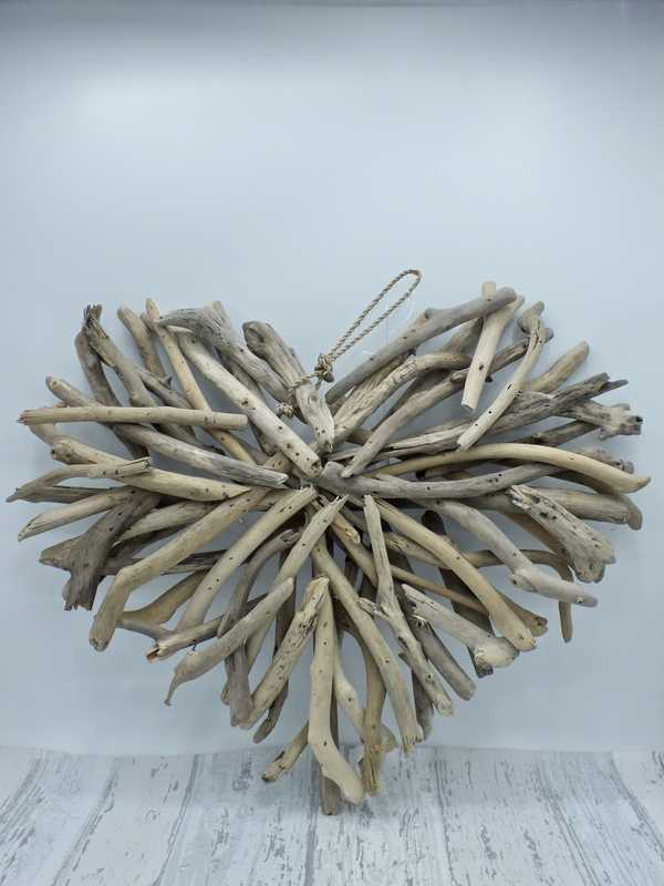 Driftwood Open Heart